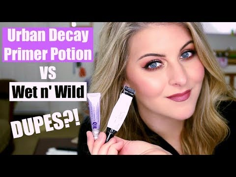 Best Dupe for Urban Decay Eyeshadow Primer Potion