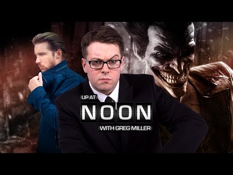 Greg Miller's Final Up at Noon, Starring Troy Baker
