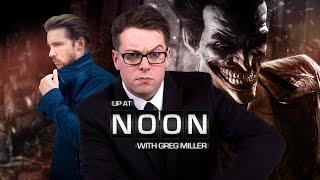 Greg Miller's Final Up at Noon, Starring Troy Baker