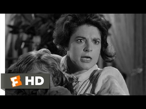 The Miracle Worker (4/10) Movie CLIP - Helen's Table Manners (1962) HD