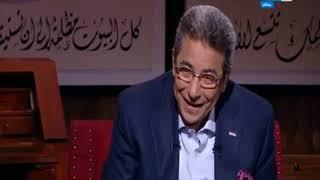 باب الخلق| محمود سعد: لو بدور على حد بيحب شغله وبيحب الناس وبيقدم حاجه كويسة فاتفضلوا