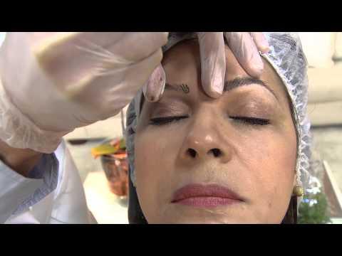 Vídeo Curso de micropigmentação de sobrancelhas fio a fio