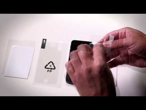 How To: Install Belkin Screen Guard onto your iPhone 5