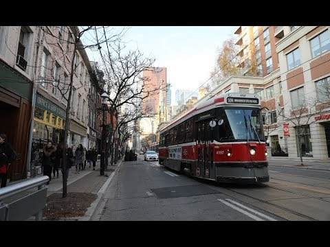 Has Toronto's King St. pilot saved commute time?