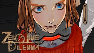 Zero Escape: Zero Time Dilemma - THE FLIP OF A COIN, Manly Let