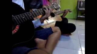 Riki&Fahri : Revenge the Fate - Ambisi (Accoustic cover)