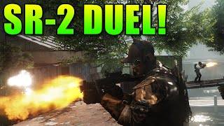 LevelCap vs Matimio SR-2 Showdown! | Double Vision Battlefield 4 Gameplay