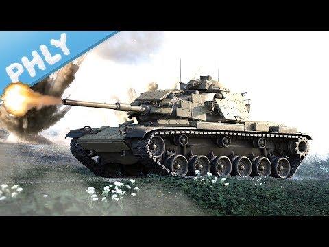 EXPLOSIVE SAMURAI ARMOUR – M60 Rise ERA (War Thunder Tanks Gameplay)