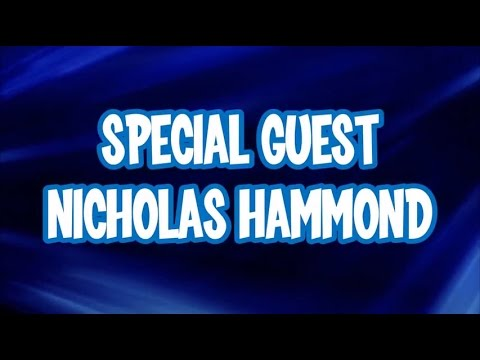 The Great Lakes Comic-Con Welcomes Nicholas Hammond!