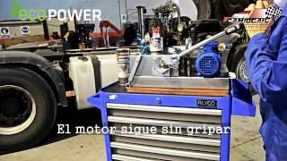 Anti fricción Motor - Tratamiento Ecopower