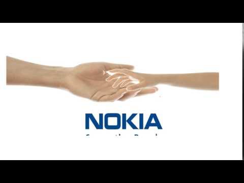 Nokia Connecting People logo Remake