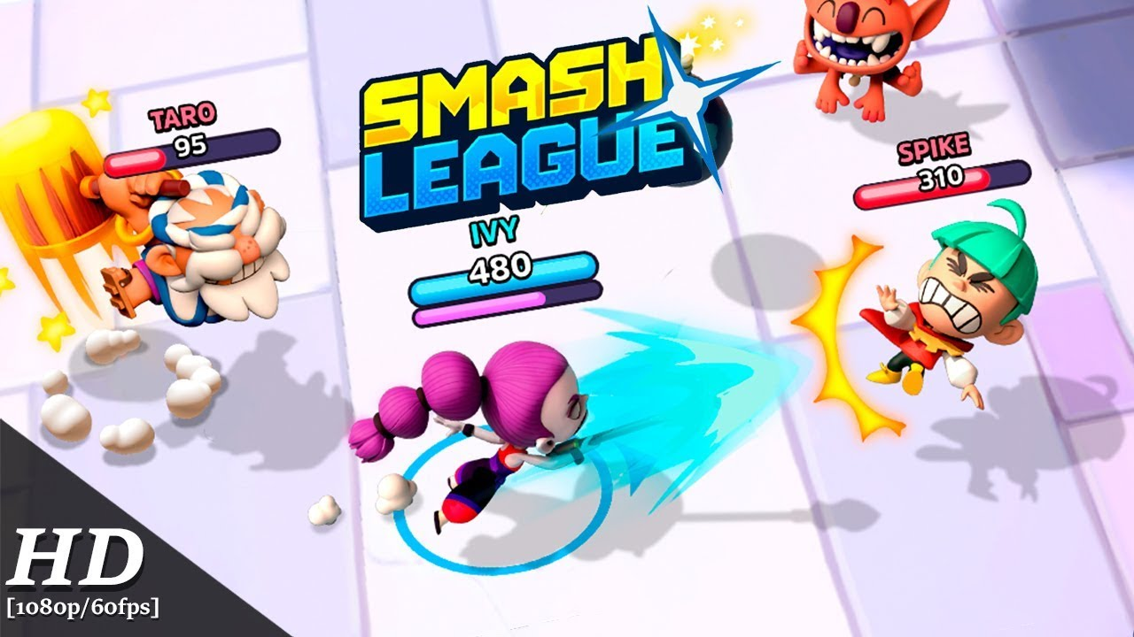af10dff544520 Smash League Android Gameplay  1080p 60fps  - YouTube