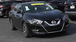 Maxima | Technology, Driver Assist, Safety | Westside Nissan Jacksonville, FL