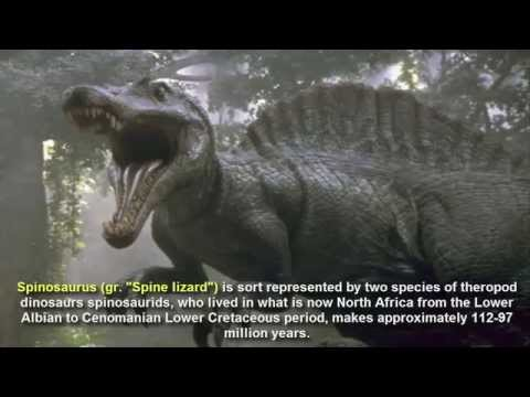 Top 5 most dangerous dinosaurs in history