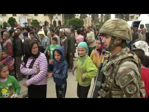 Turkey announces full control in Syria