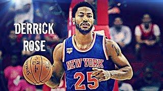 Derrick rose mix hd - can't trust a soul