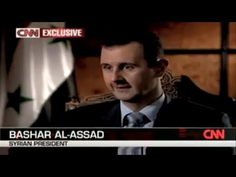 President Bashar Al-Assad's Consistency On The Palestine Israel Issue