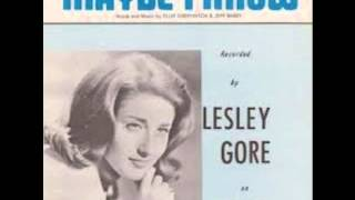 """Lesley Gore - """"Je Sais Qu"""