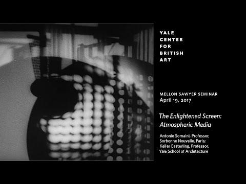"Mellon Sawyer Seminar | ""The Enlightened Screen: Atmospheric Media"""