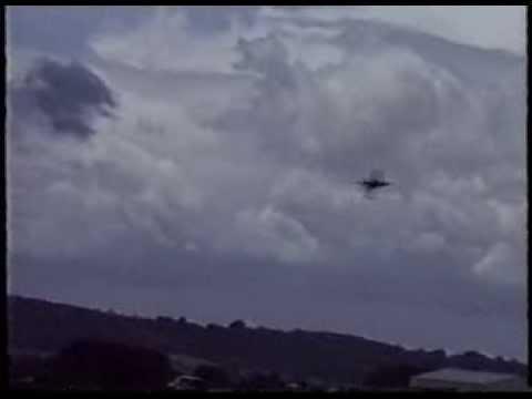Fantastic display 1991 Tornado GR1 ZA606 45 Sqn Pilot F/L Guy Riley Nav F/L Steve Kinnaird.