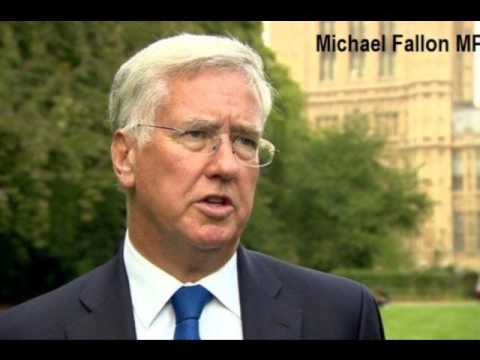 UK Defence Secretary Michael Fallon lies about Idlib chemical weapons WMD April 2017