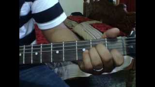 Guitar Tutorial for Kuch Kum (Dostana) - Sweet hindi melody for beginners