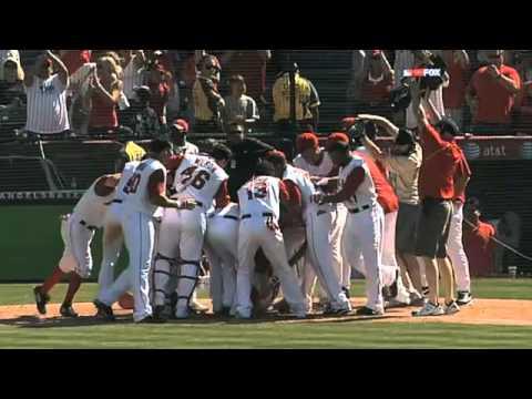 2010/05/29 Morales' injury