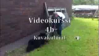 Videokurssi osa 4b: Kuvakulmat - Video Course Part 4b: Angle of view