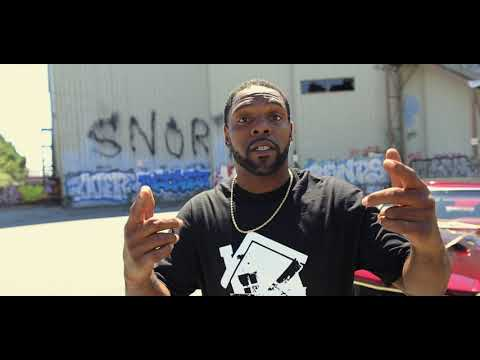 Keak Da Sneak Feat. Ike Dola - Zippin (Official Video)