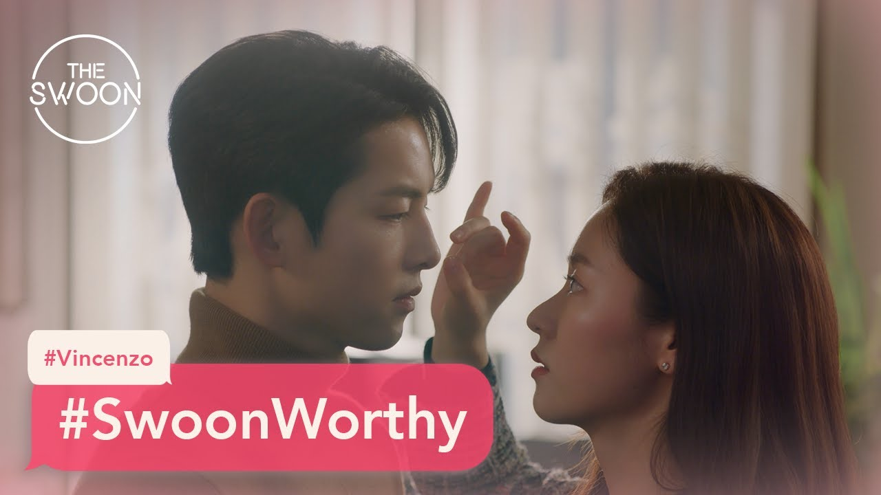Download Vincenzo #SwoonWorthy moments with Song Joong-ki and Jeon Yeo-been [ENG SUB]