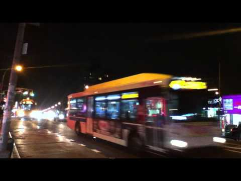 MTA Long Island Bus 2009 & 2011 Orion 07.501 NXG CNG #1793, #1813 & #1819 on the N1, N22 & N6