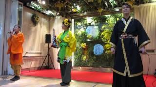 福が満開ふくしま隊 2015/04/26 「まんかい まんぷく まんきつ ふくしま」 弐回目