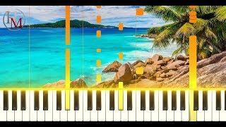 Narcotic  -  Younotus, Janieck, Senex -  Piano Tutorial (Medium)