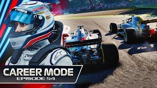 F1 2018 Career Mode Part 54: MUST WIN RACE OR CHAMPIONSHIP OVER
