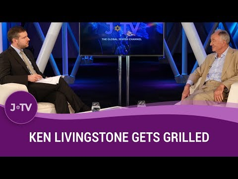 Ken Livingstone gets grilled | Current Affairs | J-TV