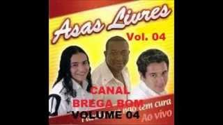 ASAS LIVRES VOL  04 CD RARO