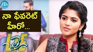 He Is One Of My Favourite Actors - Actress Megha Akash | #Lie | Talking Movies With iDream