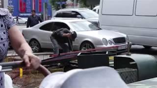 Ապամոնտաժվում են Կոմիտասի պողոտայի շուկայի հարակից 11 տաղավարները