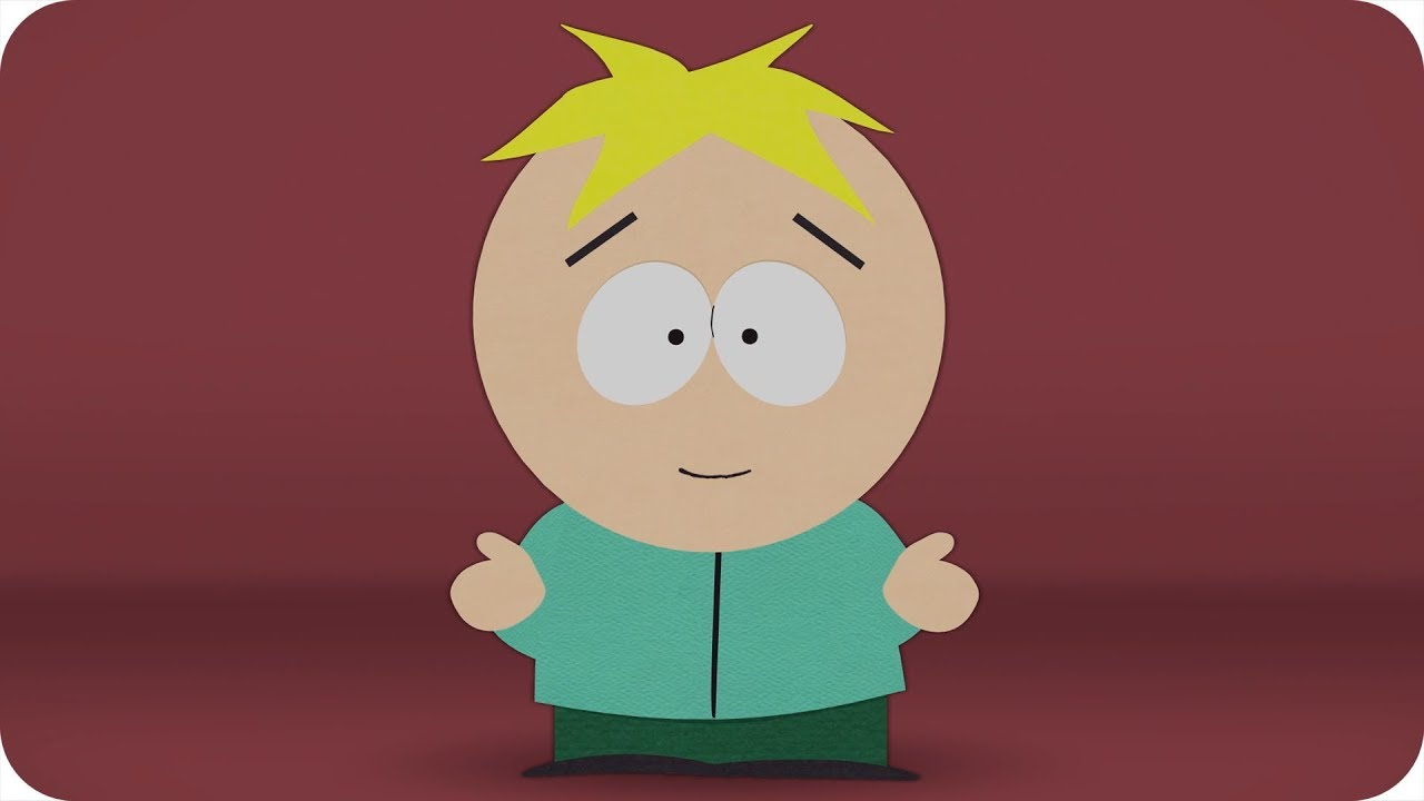 Butters from south park has an important message for you - South park wallpaper butters ...