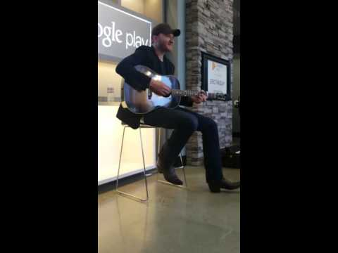Eric Paslay Acoustic She Don't Love You & High Class