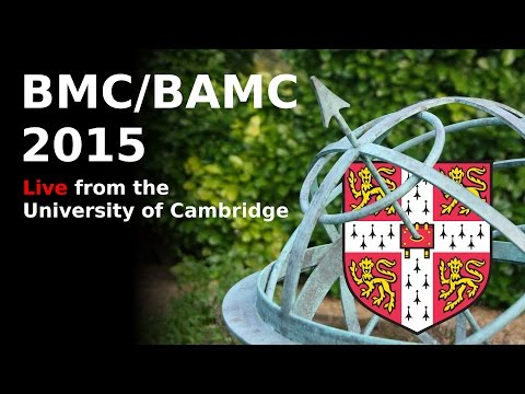 BMC/BAMC2015: Some Intriguing Dynamical Systems Inspired by Plants (Prof. Jacques Dumais)