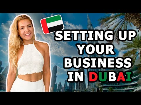 TAX FREE Business Setup in Dubai - How To Start Up In A UAE Freezone