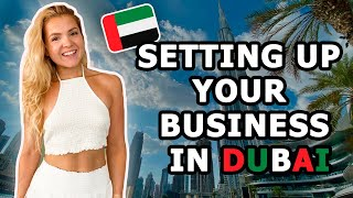 TAX FREE Business Seтup in Dubai - How To Start Up In A UAE Freezone