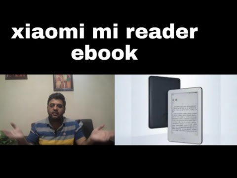 Xiaomi Mi Reader Ebook Full Features And Specifications Mi