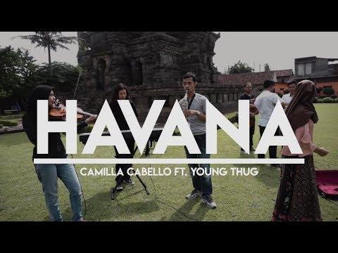 Havana (Camila Cabello) Keroncong Version Cover by Keroncong Malang Utara