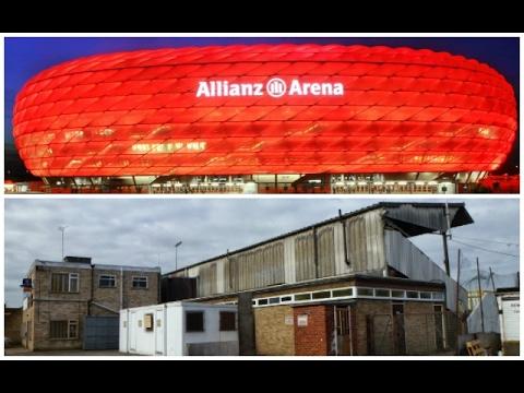 Sutton Utd vs Arsenal | From The Allianz To Gander Green Lane!!