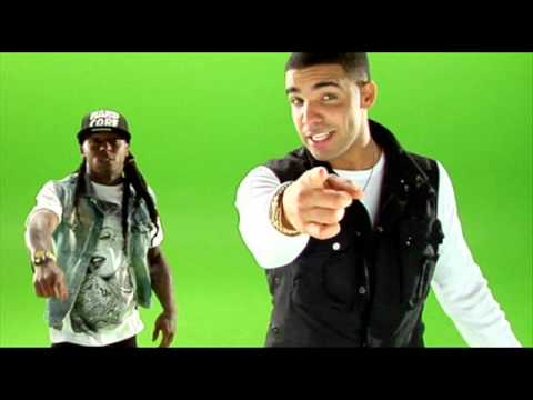 Lil Wayne Feat. Drake - Right Above It