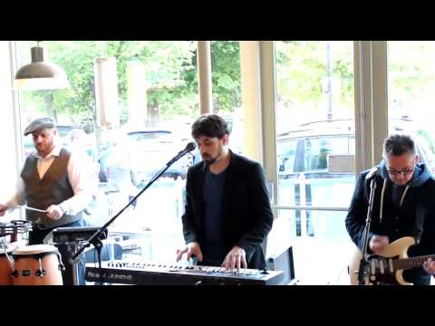 """Tommy and the Fuse: """"Billie Jean"""" Live @ All Bar One, Cheltenham"""