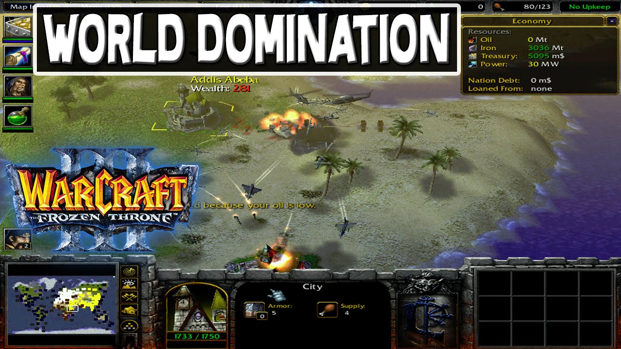 domination full World version game