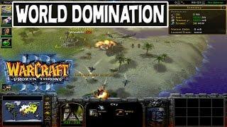 Warcraft 3 - World Domination